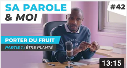Sa Parole & Moi |Porter Du Fruit | [Part 1]