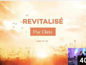 Revitalisé Par Dieu |