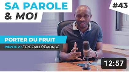 Porter Du Fruit | Part 2