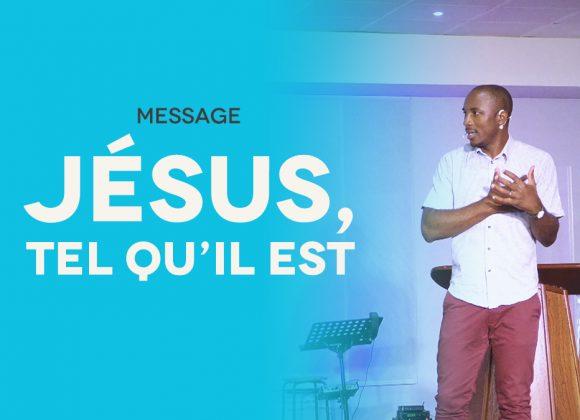 Jésus, Tel Qu'Il Est