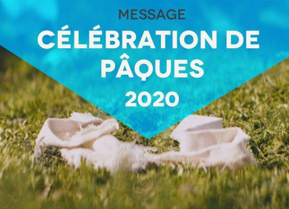 Célébration de Pâques 2020
