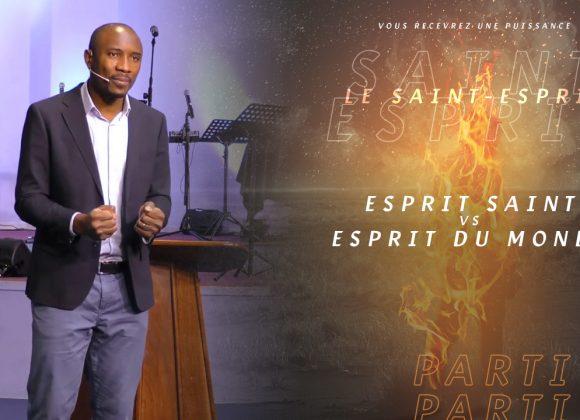 Le Saint-Esprit: Vous Recevrez Une Puissance