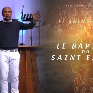 Le Baptême Du Saint-Esprit : Vous recevrez une puissance