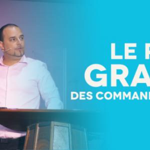Le Plus Grand Des Commandements – Daniel Sanchez